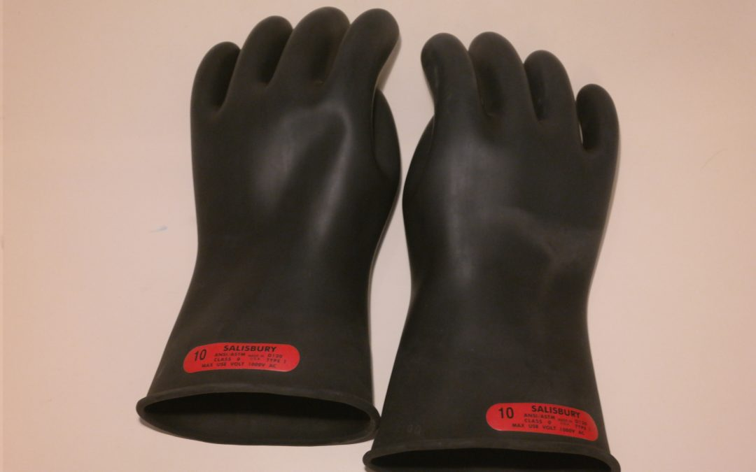 Voltage Rated Gloves : How often do i test my voltage rated gloves clearing up