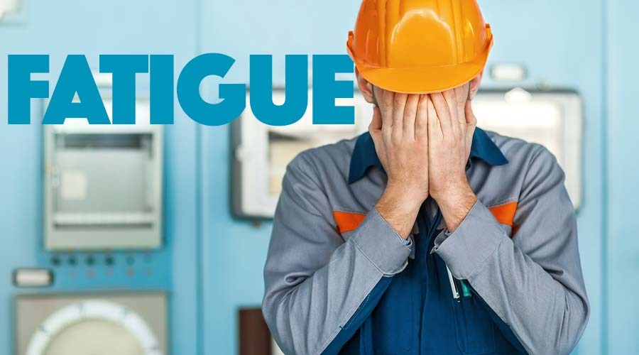 Fatigue and electrical safety – 9 tips that save lives